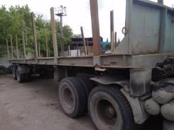 Одаз 9370. Продам полуприцеп (площадка) ОДАЗ-9370, 20 000 кг.
