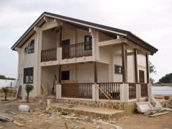 Строим дома из камня, дерева, пескоблока и других материалов