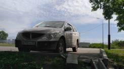 SsangYong Actyon Sports. автомат, 4wd, 2.0 (145 л.с.), дизель, 169 000 тыс. км