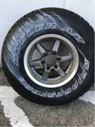 Bridgestone Dueler A/T D694. Грязь AT, износ: 5%, 1 шт