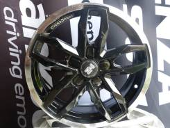 NZ Wheels F-47. 6.5x16, 5x114.30, ET46, ЦО 62,0 мм.