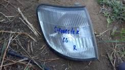 Габаритный огонь. Subaru Forester, SF5, SG6