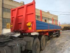 LMR Azene LMR-5T. Продам полуприцеп бортовой 24,5т, 24 500 кг.
