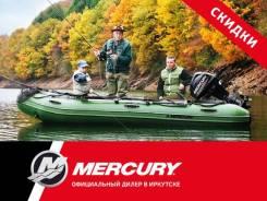 Mercury. 2,50л.с., 2-тактный, бензиновый, нога S (381 мм), Год: 2017 год