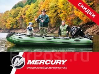 Mercury. 2,50л.с., 2х тактный, бензин, нога S (381 мм), Год: 2017 год