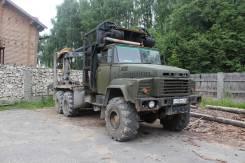 Краз 260. Лесовоз КРАЗ 260 -Фискарс ОМТЛ-97, 14 860 куб. см., 19 415 кг., 11 170,00кг.
