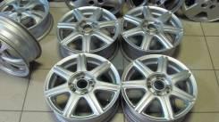 Bridgestone. 6.0x15, 4x100.00, 4x114.30, ET45, ЦО 73,1мм.