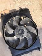 Вентилятор охлаждения радиатора. Mercedes-Benz C-Class, W204