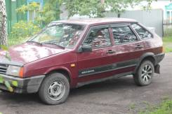 Лада 2109. механика, передний, 1.5 (72 л.с.), бензин