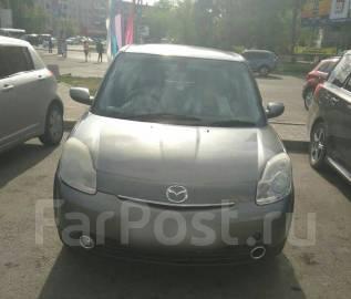 Mazda Verisa. автомат, передний, 1.5 (113 л.с.), бензин, 142 500 тыс. км
