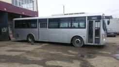 Hyundai Super Aerocity 540. Hyundai Aerocity, 11 149 куб. см., 33 места
