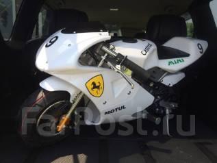 Yamaha Pocket bike. 49 куб. см., исправен, без птс, без пробега