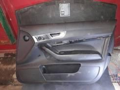 Обшивка двери передней правой требует чистки AUDI (Ауди) A6 C6 (А6 С6) 2005-2011