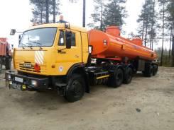 Камаз 65116. Продам седельный тягач с полуприцепом(цистерна), 6 700 куб. см., 15 500 кг.