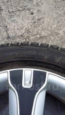 Michelin X-Ice FL. Зимние, без шипов, 2014 год, износ: 30%, 4 шт