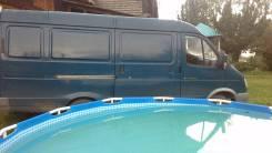 ГАЗ Газель. Газель фургон цельнометаллический, 2 464 куб. см., 1 500 кг.