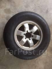 Продам комплект колес. x17 6x139.70 ET24