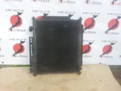 Радиатор кондиционера. Honda Jazz, GD1 Honda Fit, GD4, GD3, GD2, GD1