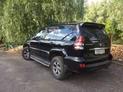 Toyota Land Cruiser Prado. автомат, 4wd, 4.0 (249 л.с.), бензин, 120 000 тыс. км