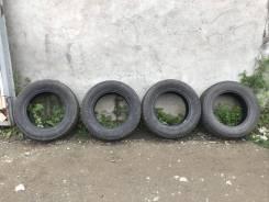 Dunlop Grandtrek SJ6. Зимние, без шипов, 2013 год, износ: 20%, 4 шт