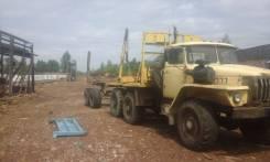 Урал 4320. Продается -лесовоз, 11 000 куб. см., 14 000 кг.
