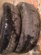 Bridgestone SF-248. Всесезонные, износ: 30%, 2 шт