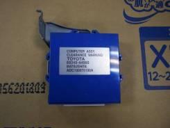 Блок управления парктроником. Toyota Ipsum, ACM21, ACM21W, ACM26, ACM26W Двигатель 2AZFE