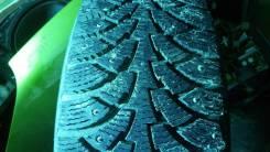 Nokian Nordman 4. Зимние, шипованные, 2012 год, износ: 20%, 4 шт