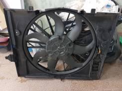 Вентилятор охлаждения радиатора. BMW 7-Series, E65