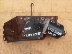 Мотор стеклоочистителя. Toyota Lite Ace, KM35, KM35V