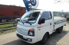 Hyundai Porter II. Бортовой малотоннажный грузовик , 2 500 куб. см., 995 кг.