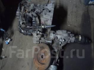 Коробка переключения передач. Toyota Corolla, NZE120 Двигатель 2NZFE