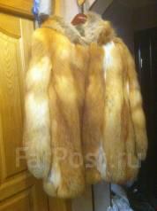 Шубы из лисы. 40-44