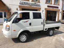 Kia Bongo III. Kia Bongo 4WD, 2 900 куб. см., 1 000 кг.