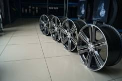 Sakura Wheels. 8.0x18, 6x139.70, ET20, ЦО 110,0мм.