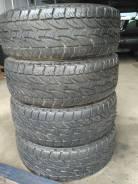 Bridgestone Dueler A/T. Грязь AT, 2004 год, износ: 30%, 4 шт