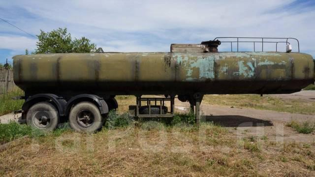 СЛП-1, 1980. Полуприцеп-цистерна мазутовоз битумовоз нефтевоз