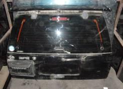 Дверь багажника. Nissan Terrano, LR50, RR50, PR50