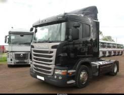Scania. ПТС 4x2 тягач Скания