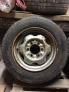 Bridgestone Duravis R205. Летние, 2003 год, износ: 20%, 1 шт
