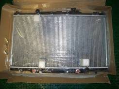 Радиатор охлаждения двигателя. Honda CR-V, ABA-RD4, LA-RD5, LA-RD4, CBA-RD6, CBA-RD7, ABA-RD5 Honda Element
