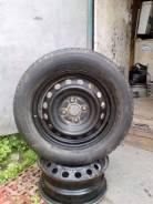Bridgestone Blizzak Extra PM-30. Зимние, без шипов, 1998 год, износ: 50%, 1 шт