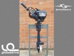 Sharmax. 3,50л.с., 2х тактный, бензин, нога S (381 мм), Год: 2017 год
