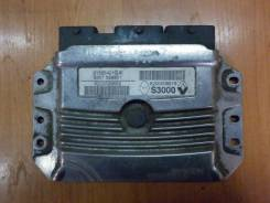 Блок управления двигателем RENAULT MEGANE