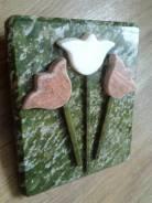 Картина ручной работы из натурального камня.