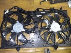 Диффузор. Nissan X-Trail, HNT32, NHT32, HT32, NT32