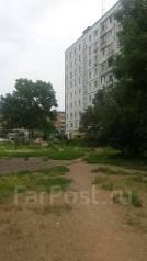 """4-комнатная, улица Жуковского 23. ДК """"Прогресс"""", агентство, 64 кв.м. Дом снаружи"""