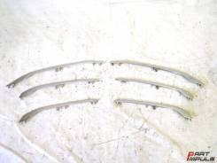 Молдинг решетки радиатора. Nissan Teana, L33