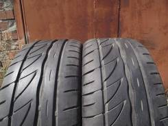 Bridgestone Potenza RE002 Adrenalin. Летние, 2012 год, износ: 5%, 2 шт