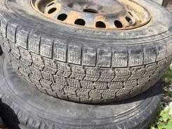Dunlop Graspic DS3. Зимние, 2003 год, износ: 20%, 1 шт